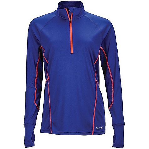 Marmot Interval 1/2 Zip LS Jersey