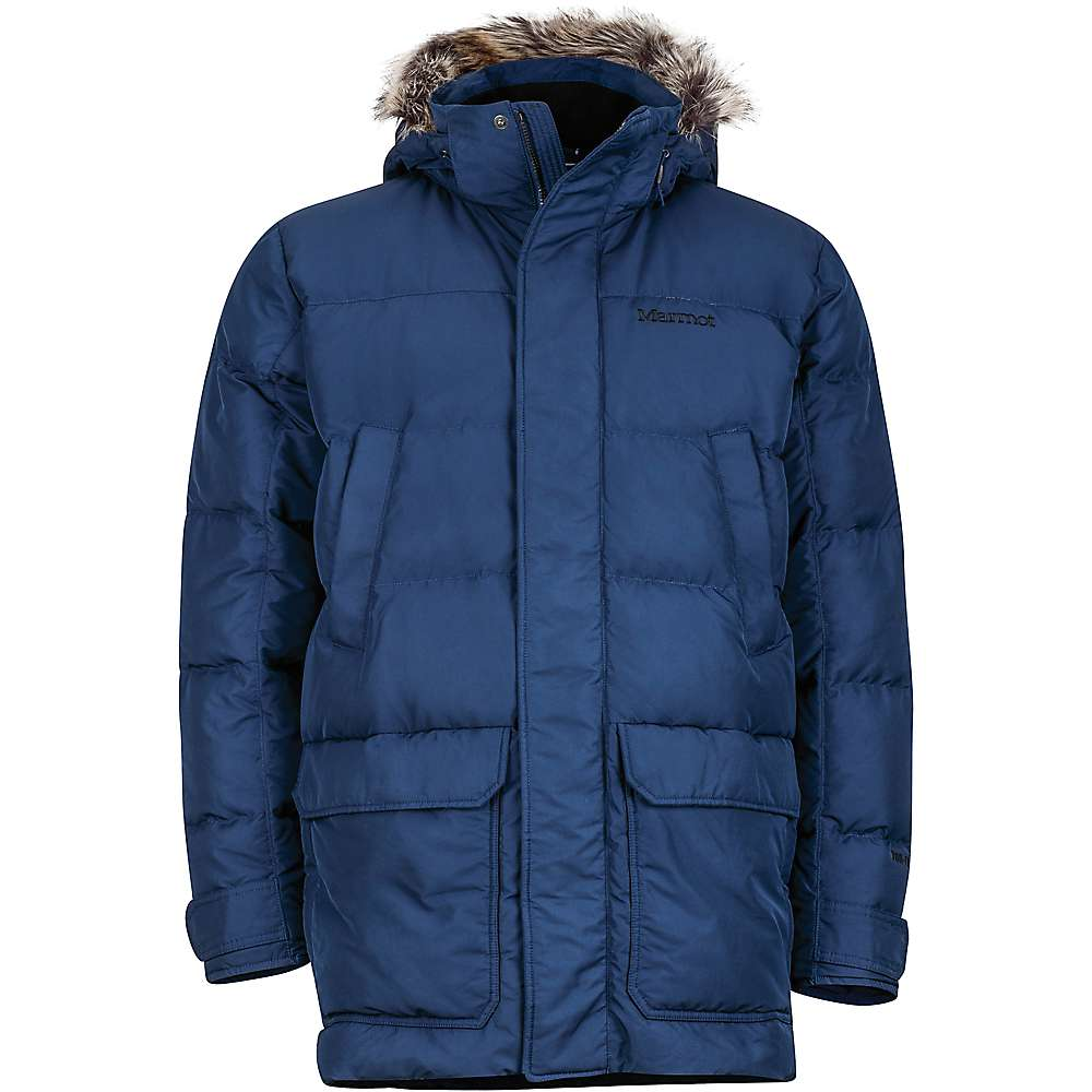 Marmot Men's Steinway Jacket - Small - Dark Indigo