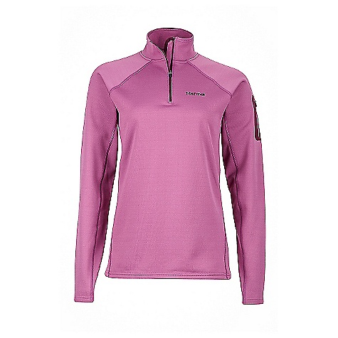 Marmot Stretch Fleece 1/2 Zip Top