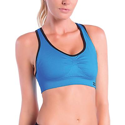 Zensah Gazelle Sports Bra - Classic Blue - Women