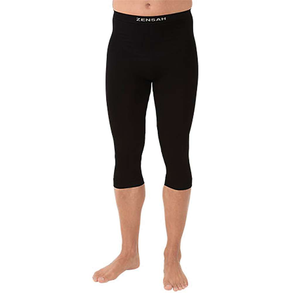 Zensah The Recovery Capri - XS/S - Black