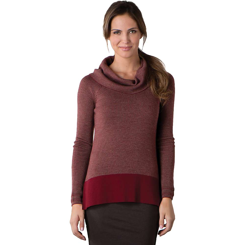Toad & Co. Women's Uptown Sweater - Large - House Red