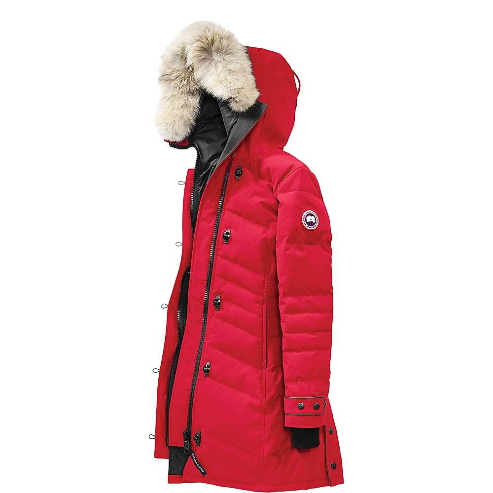 Canada Goose Women's Lorette Parka - Medium - Red