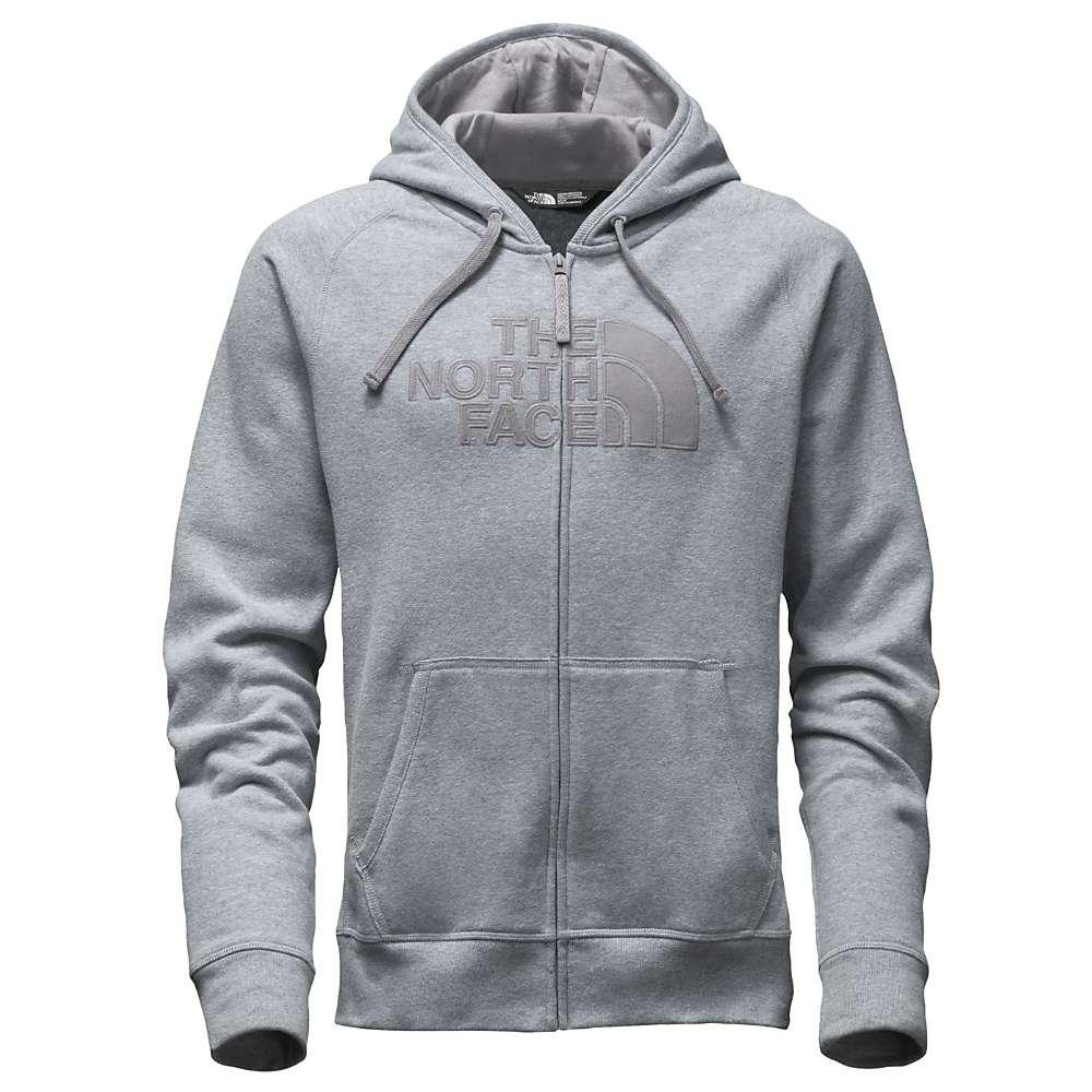 The North Face Men's Avalon Full Zip 2.0 Hoodie - Small - TNF Medium Grey Heather (STD) / Mid Grey