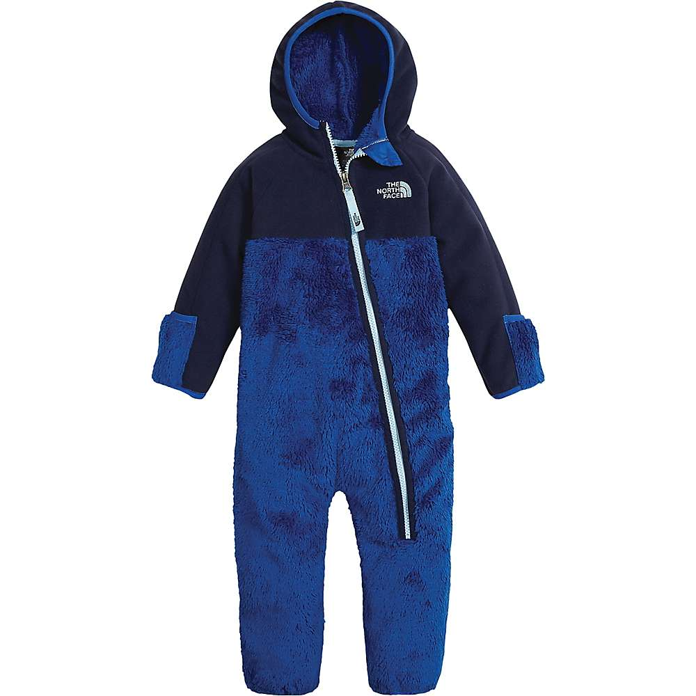 The North Face Infant Chimborazo One Piece - 0-3M - Bright Cobalt Blue