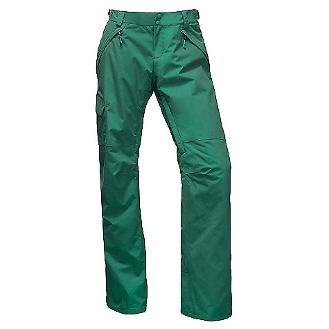 The North Face Women's Freedom LRBC Insulated Pant Conifer Teal