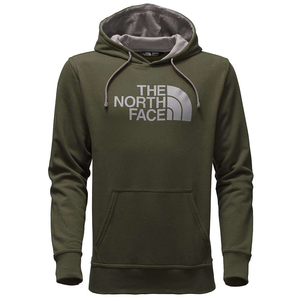 The North Face Men's Half Dome Hoodie - 3XL - Rosin Green / Mid Grey