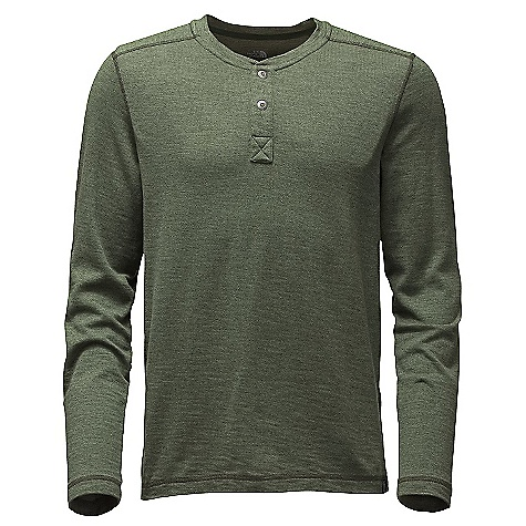 The North Face Copperwood LS Henley