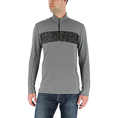 Adidas Men's Half Zip LS Top Utility Black Adidas Men's Half Zip LS Top - Utility Black - in stock now. FEATURES of the Adidas Men's Half Zip LS Top Double knit for a better breathability