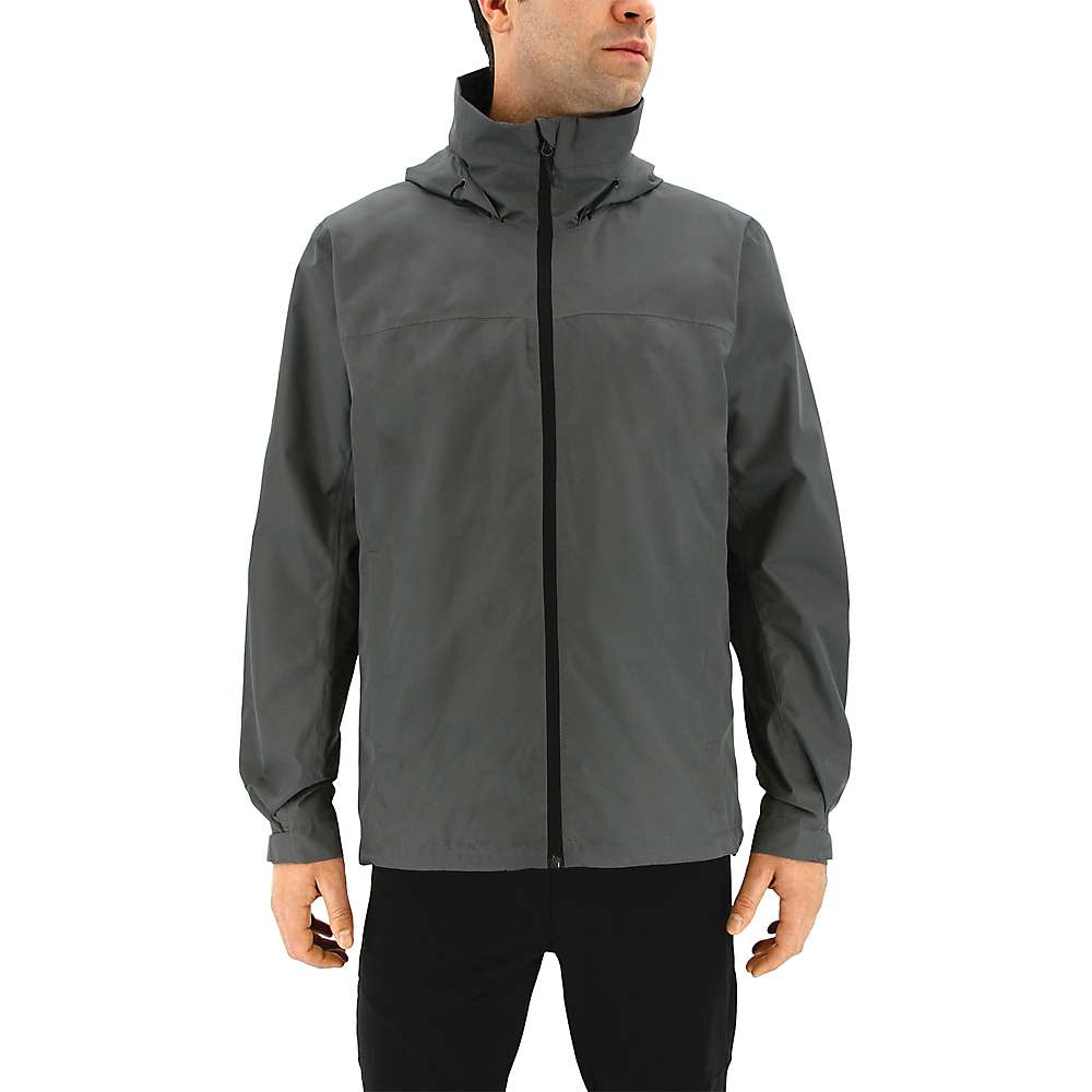 Adidas Men's Wandertag Jacket - Large - Grey Five