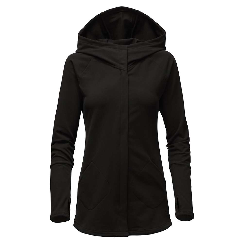 The North Face Women's Wrap-Ture Full Zip Jacket - XS - TNF Black