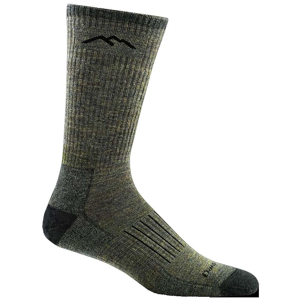 Darn Tough Men's Hunter Cushion Boot Sock - Large - Forest