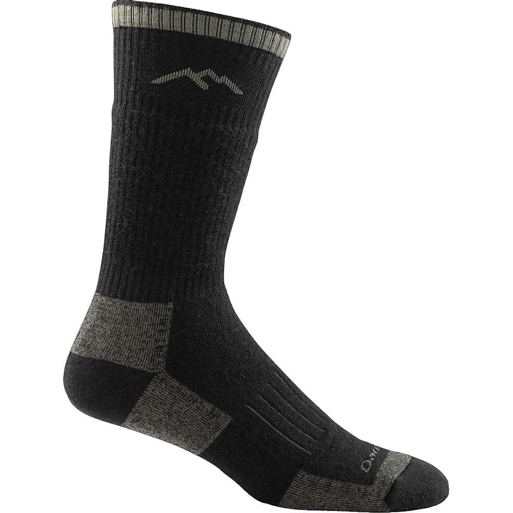 Darn Tough Men's Hunter Full Cushion Boot Sock - Large - Charcoal