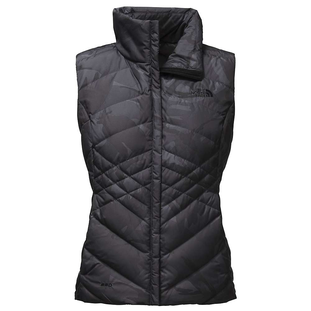 The North Face Women's Aconcagua Vest – Small – TNF Black Disrupt Camo