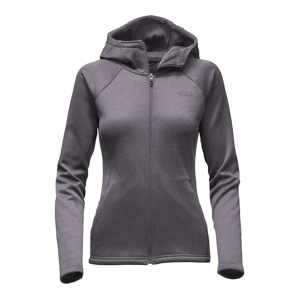 The North Face Women's Agave Hoodie - Small - Rabbit Grey Heather