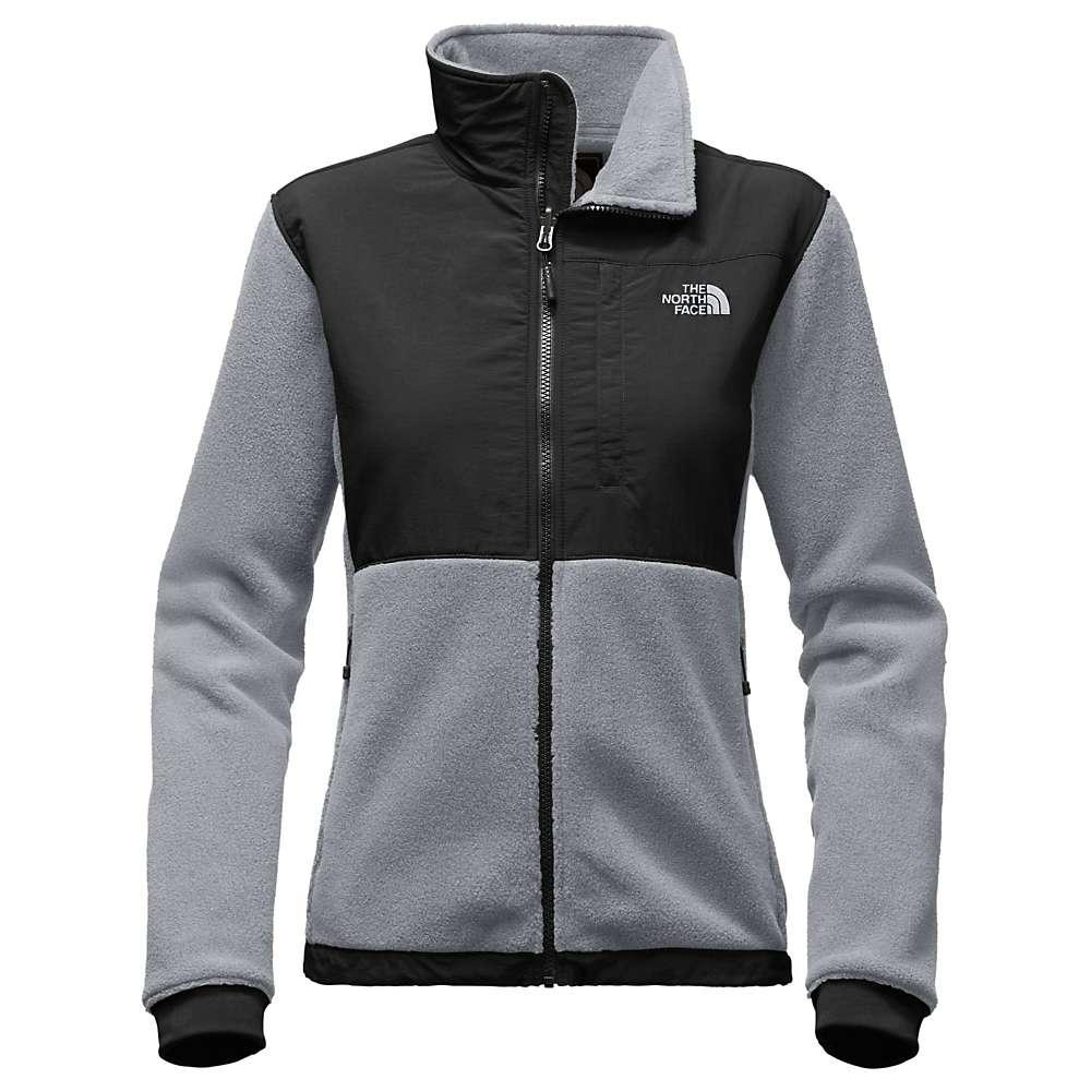 The North Face Women's Denali 2 Jacket - XS - TNF Medium Grey Heather / TNF Black