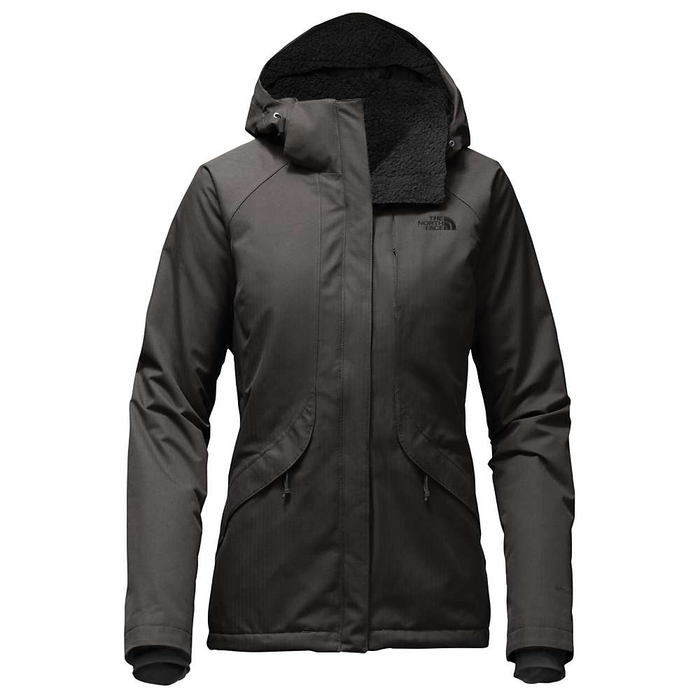 The North Face Women's Inlux Insulated Jacket - XL - Asphalt Grey