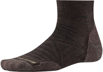 Smartwool PhD Outdoor Light Mini Sock - Medium - Chestnut