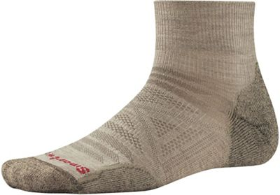 Smartwool PhD Outdoor Light Mini Sock - Medium - Oatmeal