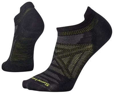 Smartwool PhD Outdoor Ultra Light Micro Sock - Large - Black