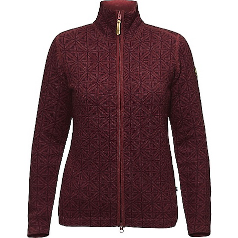 Click here for Fjallraven Womens Ovik Frost Cardigan prices