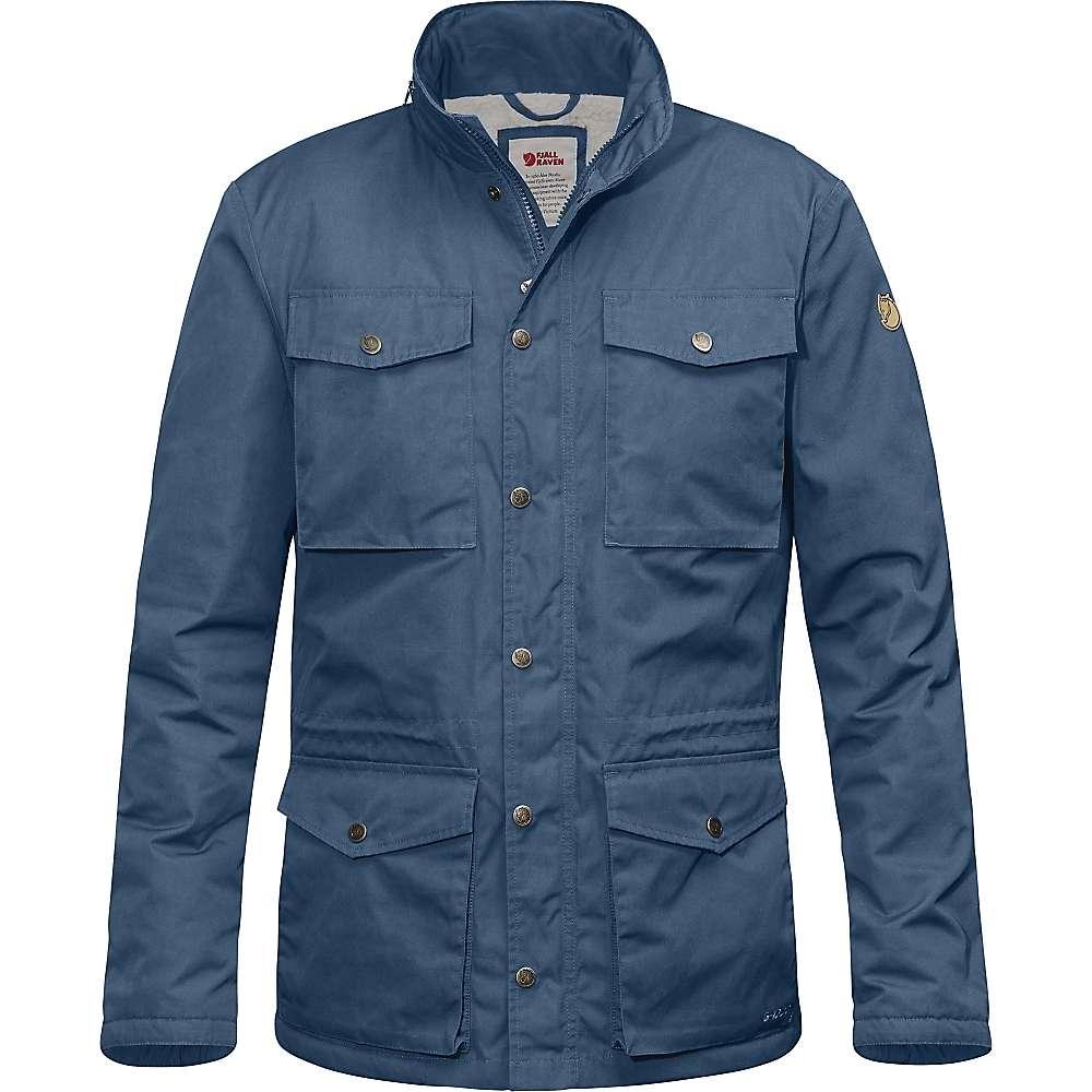 Fjallraven Men's Raven Winter Jacket - Small - Uncle Blue