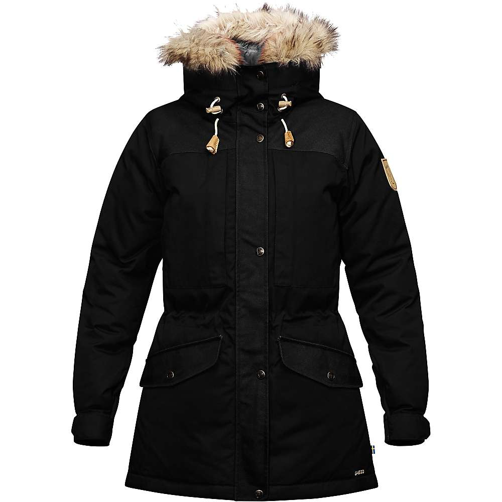Fjallraven Women's Singi Down Jacket - XXS - Black