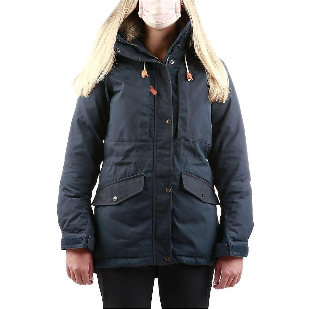 Fjallraven Women's Singi Down Jacket - Large - Dark Navy