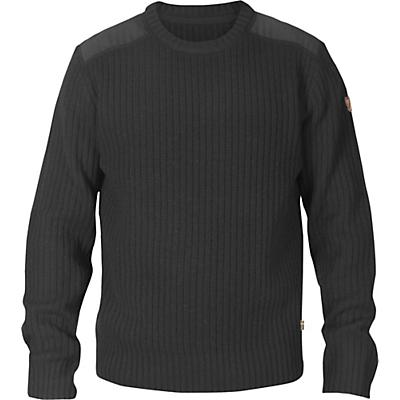 Fjallraven Singi Knit Sweater - Dark Grey - Men
