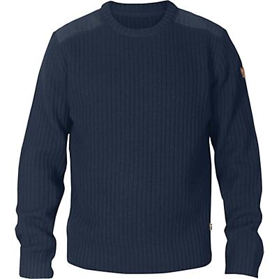 Fjallraven Singi Knit Sweater - Dark Navy - Men