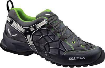 Salewa Wildfire Pro Shoe - Carbon / Green