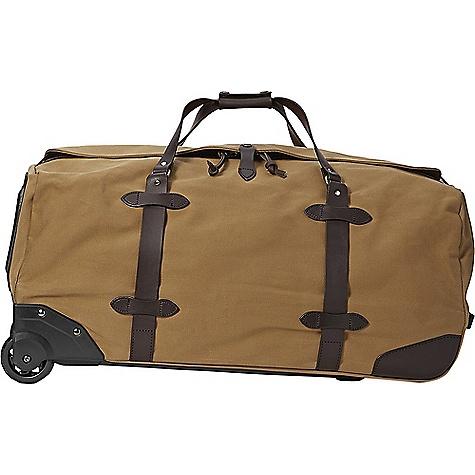 Filson Large Rolling Duffle Bag