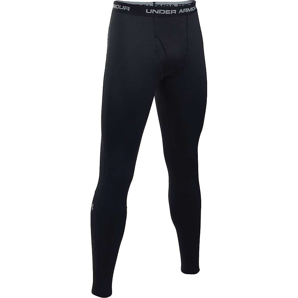 Under Armour Men's Base 4.0 Legging - XL - Black / Steel