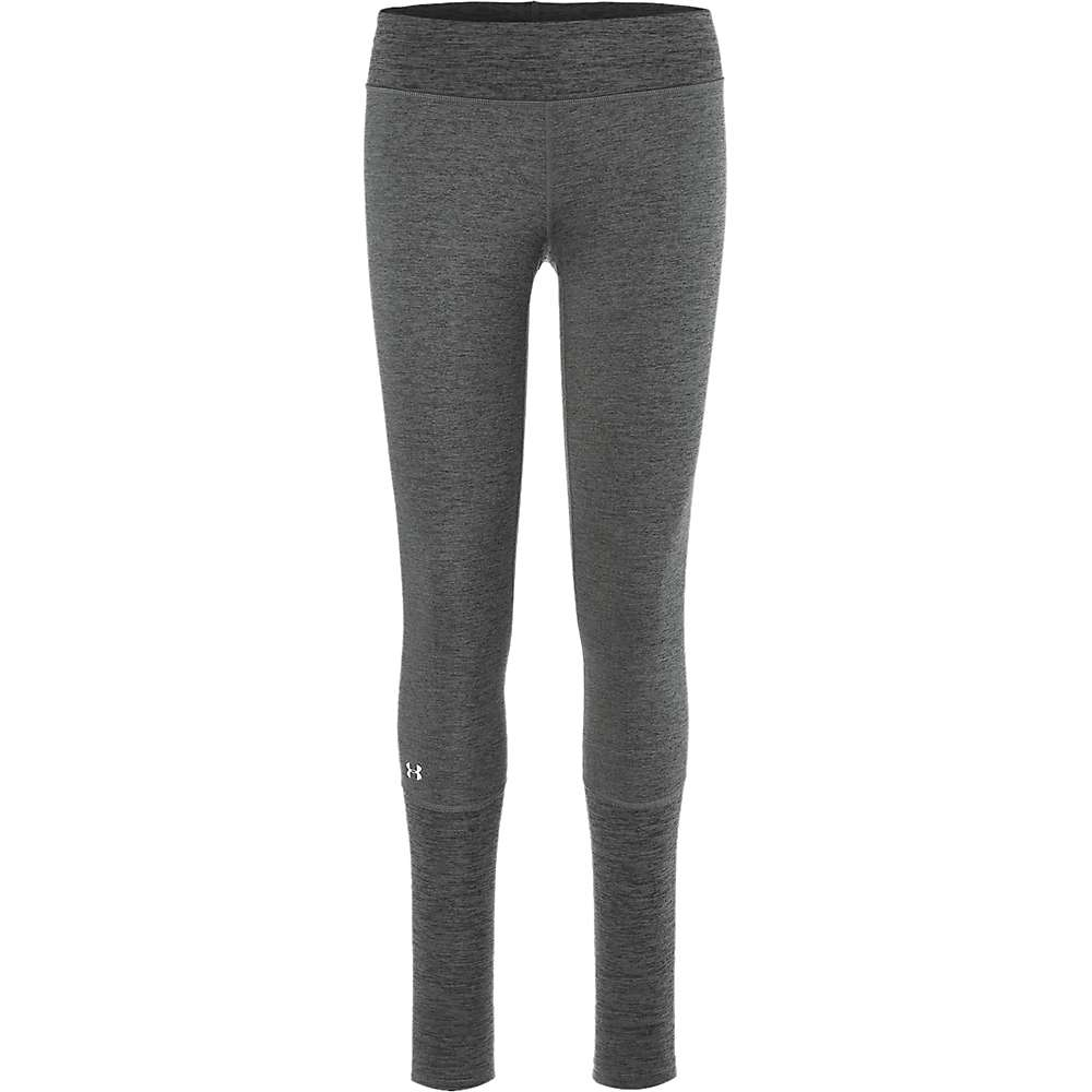 Under Armour Women's Base 4.0 Legging - Medium - Lead / Glacier Grey