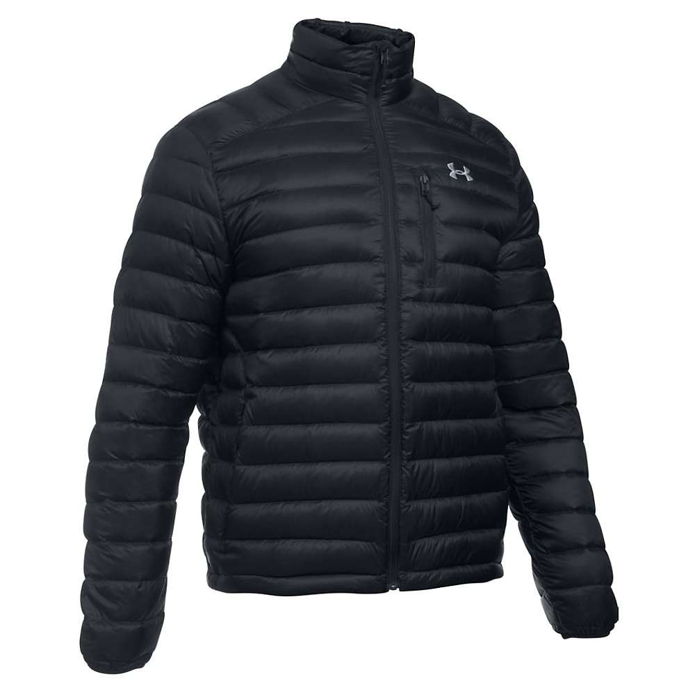 Under Armour Men's ColdGear Infrared Turing Jacket - Large - Black / Steel