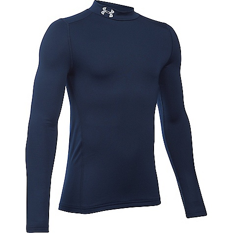 Under Armour Boys' UA ColdGear Armour Mock Neck Top 3219250