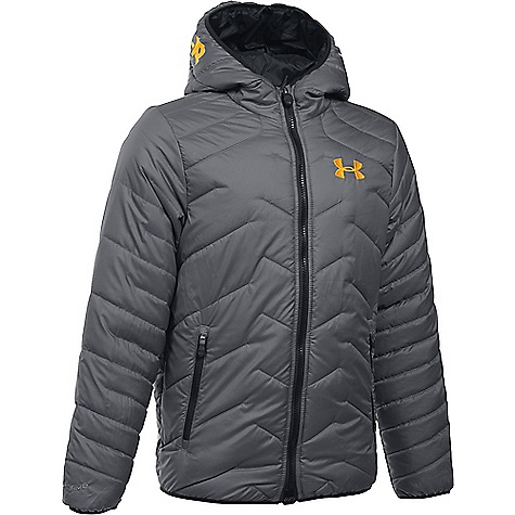 Under Armour Boy's ColdGear Reactor Hooded Jacket 3224984