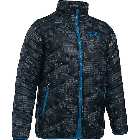 Under Armour Boys' UA ColdGear Reactor Jacket 3794946