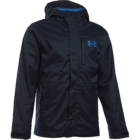 Under Armour Boys' UA ColdGear Infrared Wildwood 3 In 1 Jacket 3224942