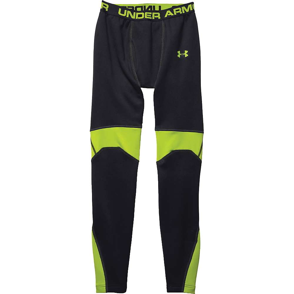 Under Armour Men's Extreme Base Bottom - XL - Black / Velocity