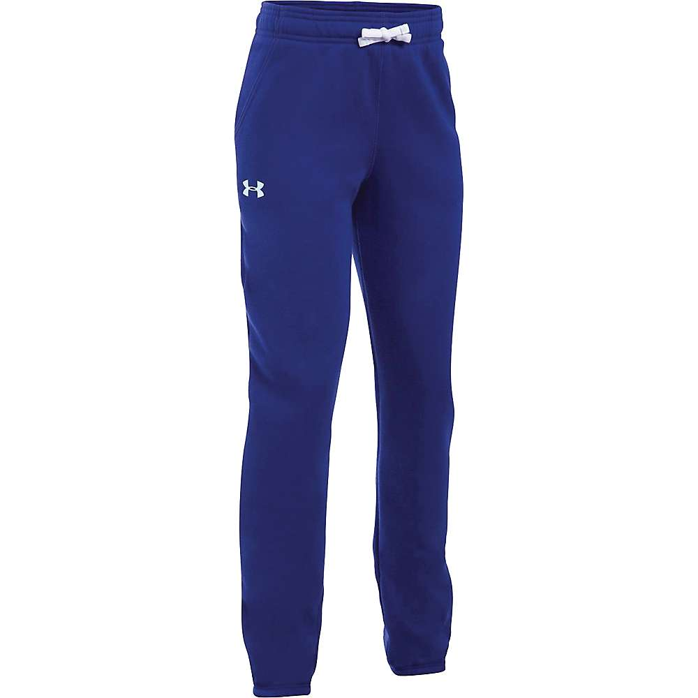 Under Armour Girl's Favorite Jogger Pant - Small - Caspian / Water / Water