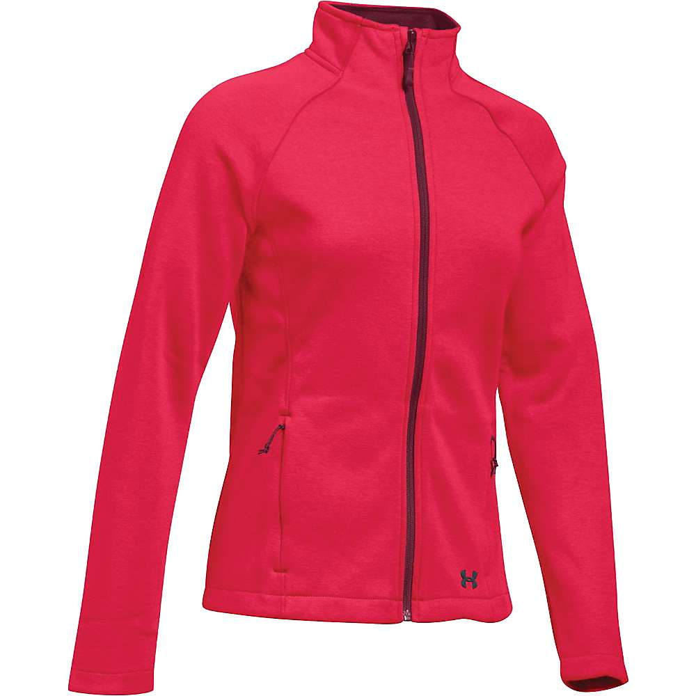 Under Armour Women's Granite Jacket - Medium - Knock Out / Stealth Grey