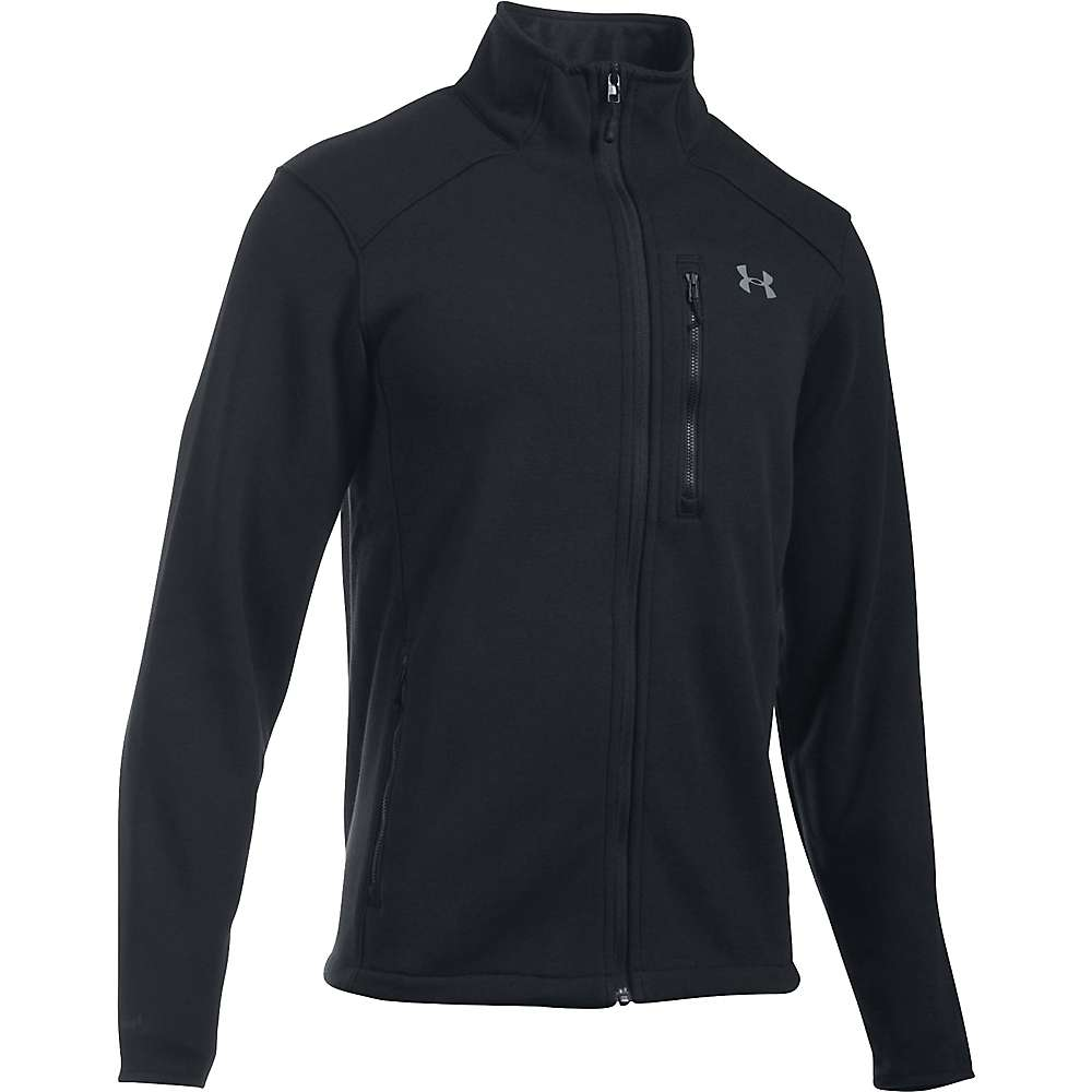 Under Armour Men's Granite Jacket - XL - Black / Steel