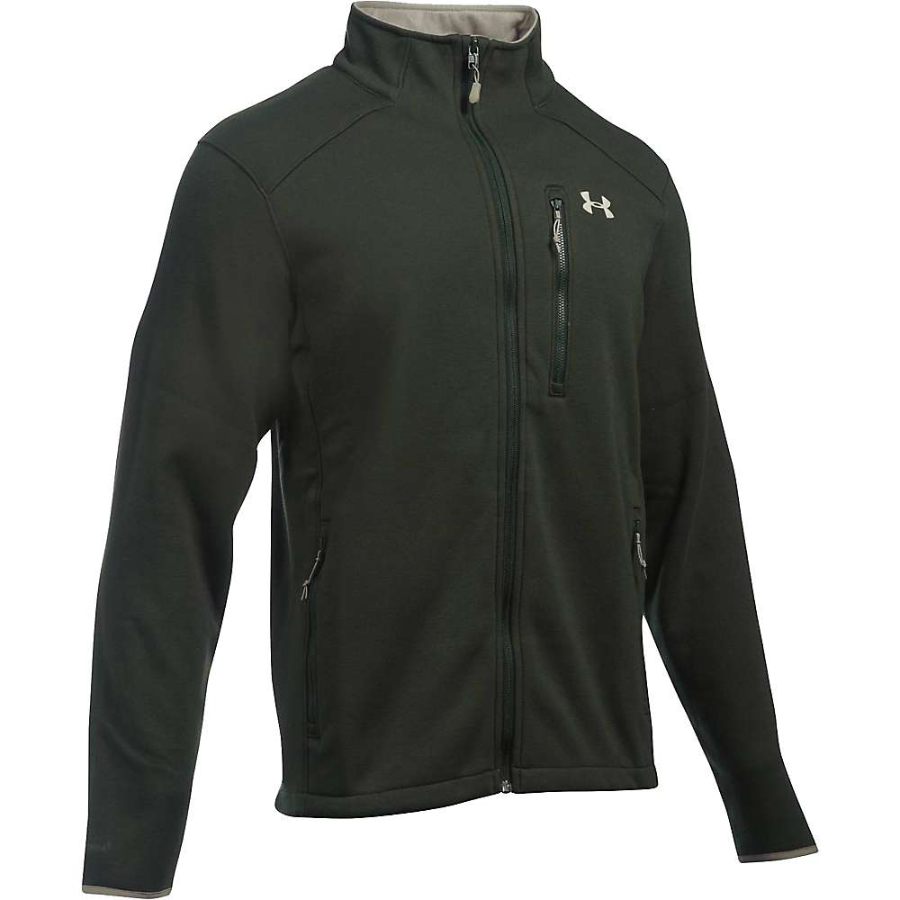 Under Armour Men's Granite Jacket - XXL - Artillery Green / Greystone
