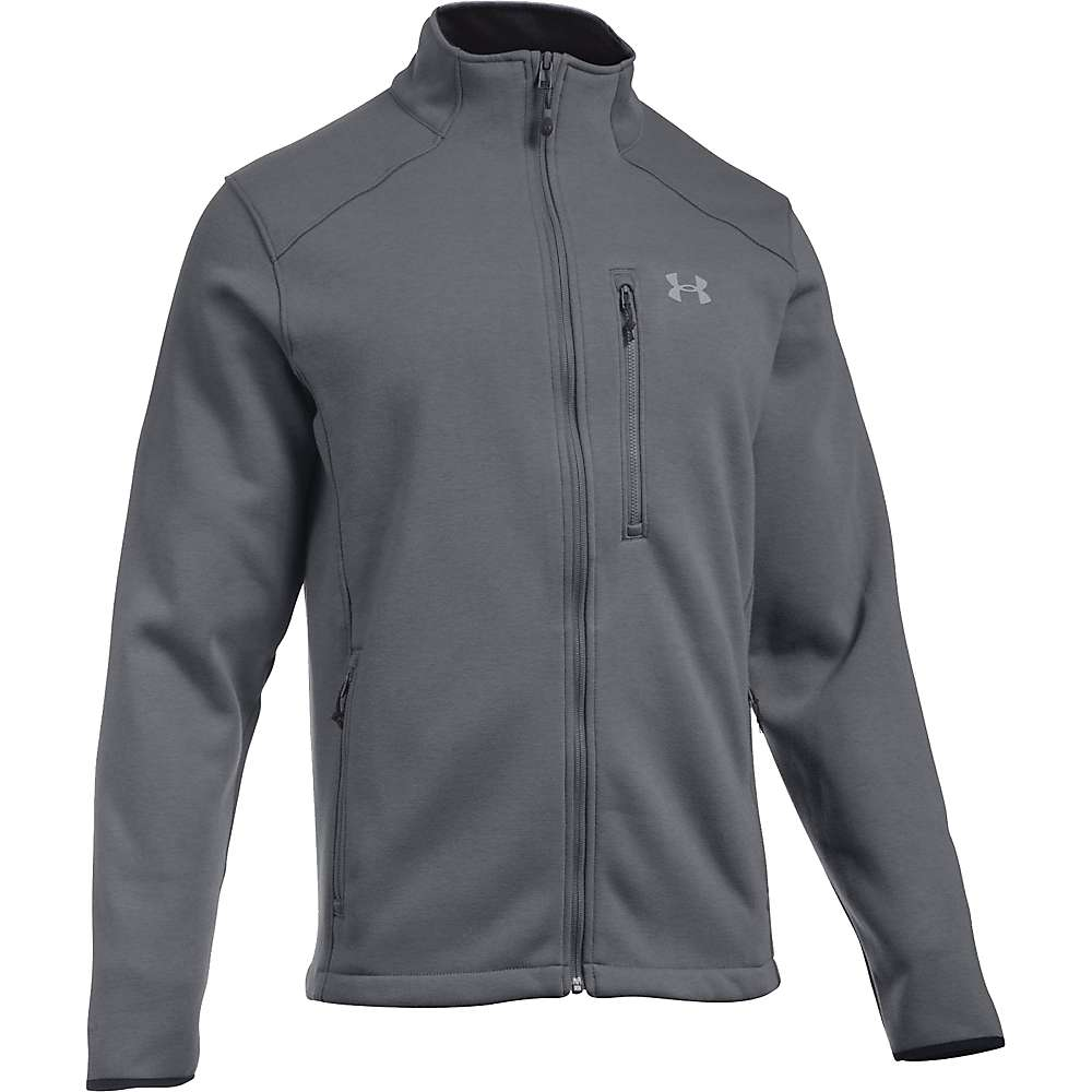 Under Armour Men's Granite Jacket - Medium - Graphite / Overcast Grey