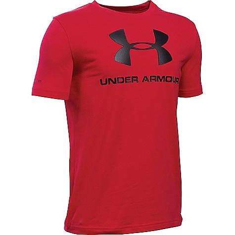 Under Armour Boy's Sportstyle Logo SS Tee 3225733