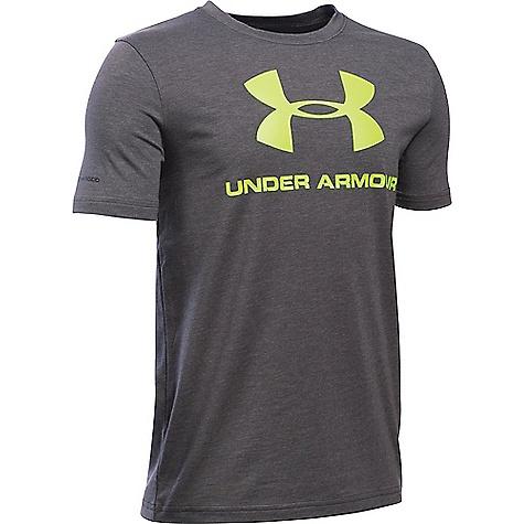 Under Armour Boy's Sportstyle Logo SS Tee 3225729