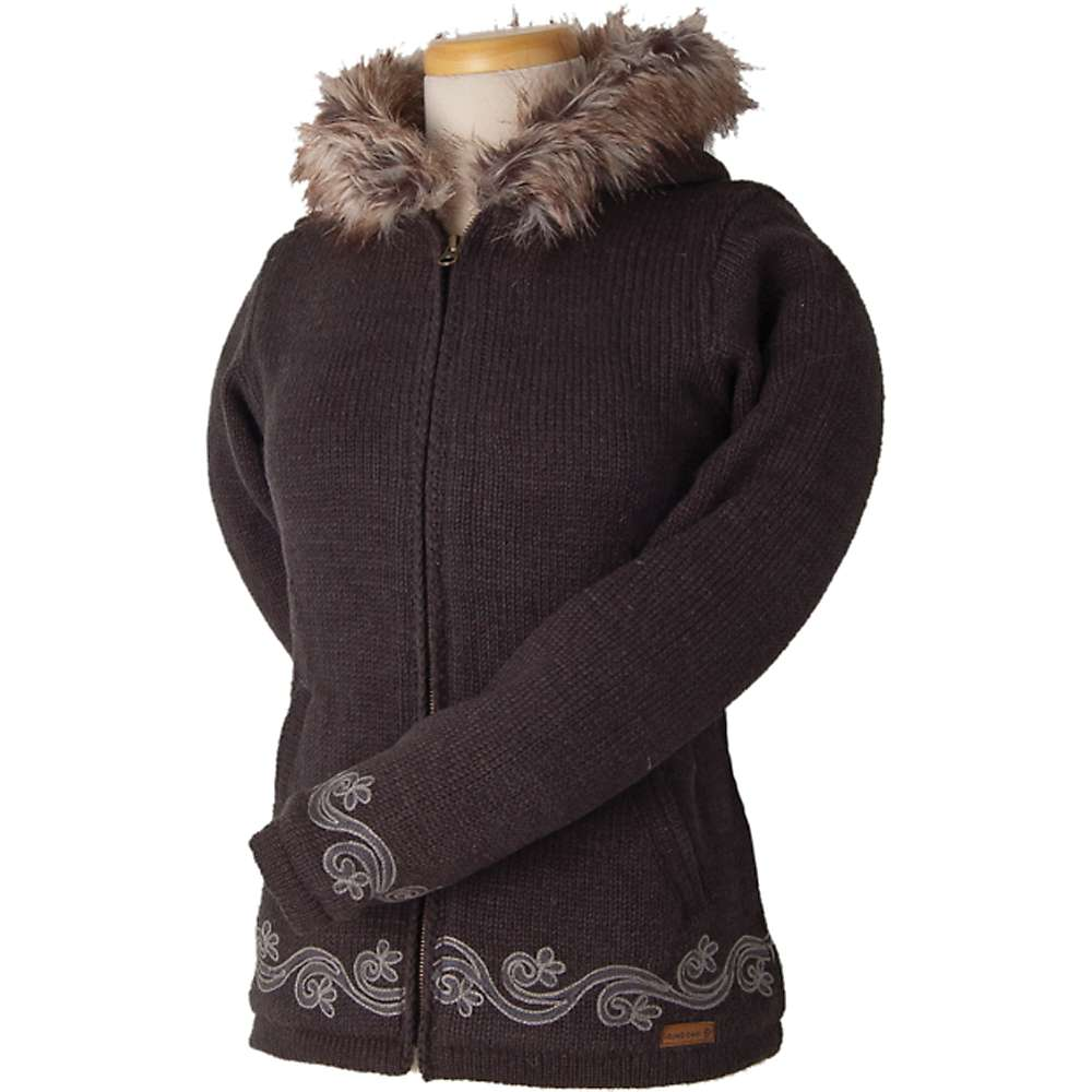 Laundromat Women's Anna Fleece Lined Sweater - Medium - New Charcoal