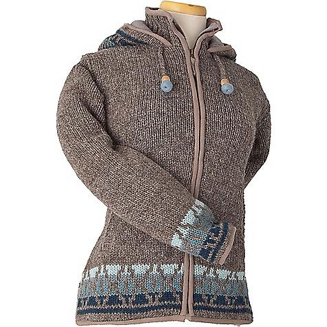 Laundromat Women's Misty Fleece Lined Sweater 3230386