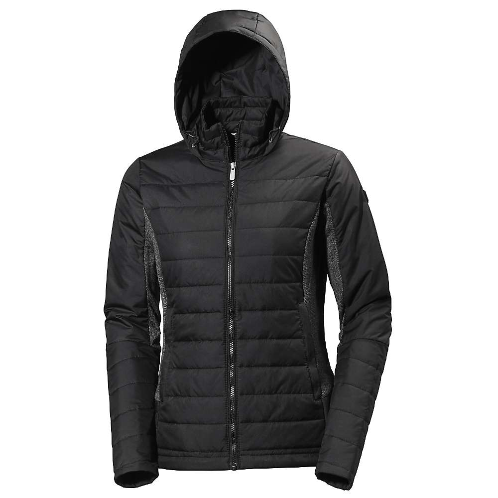 Helly Hansen Women's Astra Hooded Jacket - Medium - Black
